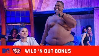Wild 'N Out | DoBoy Goes Topless for Zendaya | Bonus Clip