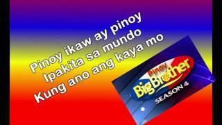 Toni Gonzaga - Pinoy Ako (Official Video Lyrics)