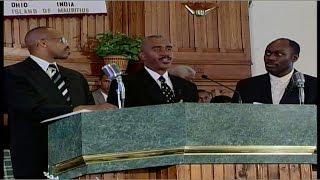Truth of God Broadcast 767-769 Pastor Gino Jennings HD Raw Footage!