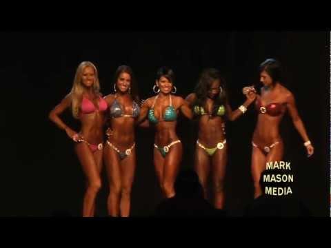 2011 IFBB Iowa Pro Bikini