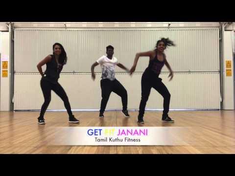 VEDALAM - AALUMA DOLUMA - Tamil Kuthu Fitness - GET FIT JANANI