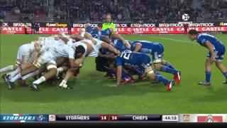 Super Rugby quarter-final #4: Stormers v Chiefs