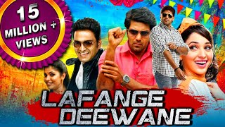 Lafange Deewane (VSOP) 2019 New Released Hindi Dubbed Full Movie | Arya, Tamannaah Bhatia