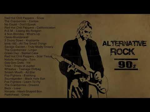 Best Of 90 s Alternative Rock 90 s Alternative rock Playlist