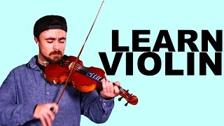 Learn to Play Violin || Learn Quick