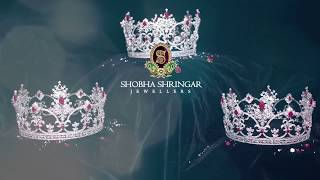 Miss India 2017 Crown Making