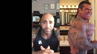 RICH PIANA`s death was not by an accident : DENNIS JAMES