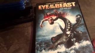 Top 10 Tuesday Favorite horror movies on the letter E