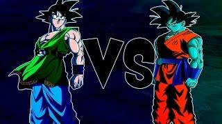 DBZBT3 Goku (AF) vs Goku (FNF)