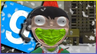Gmod Hide & Seek Funny Moments: Christmas Presents, Arnold For President & Sewer Shenanigans!