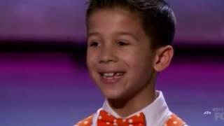 JT Church So You Think You Can Dance Audition