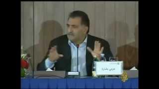 رأي عزمي بشارة في موقف ايران من فلسطين