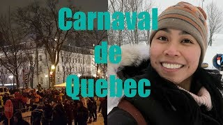 Carnaval de Quebec - Travel with Arianne - Travel to Canada episode #20