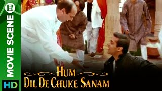Salman's first entry scene from Hum Dil De Chuke Sanam