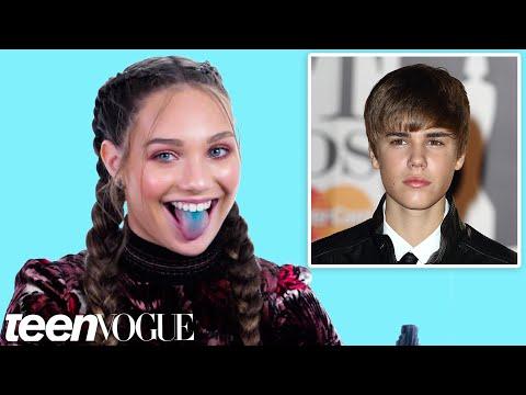 Maddie Ziegler on Her First Crush & Meeting Justin Bieber   Firsts   Teen Vogue