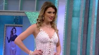 Lingerie Show On Brazilian Television HD (New) - 09.09.2015