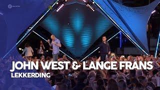 John West & Lange Frans - Lekkerding | Sterren Muziekfeest op het Plein