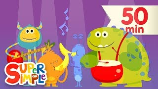 Apples & Bananas | + More Kids Songs | Super Simple Songs