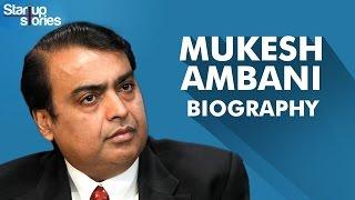 Shocking Facts you didn't know about Mukesh Ambani | Reliance Chairman | JIO SIM | Startup Stories