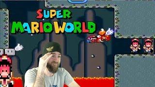Autoscrollers Suck   Super Dram World [#06] [GAMEPLAY]