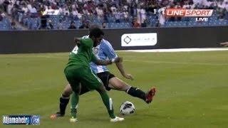 هجمات و كباريات وسحبات المنتخب أمام الأرجنتين | ودية