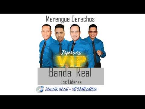 🎵Banda Real Merengues Derechos Por La Raya 4 Horas