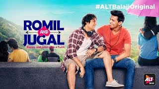 Romil and Jugal talk about ALT Balaji's Gay love story | Entertainment | News