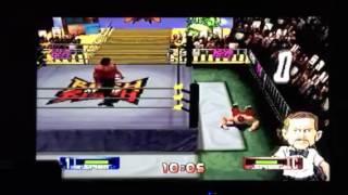Meng vs Chris Benoit - #1 Contender