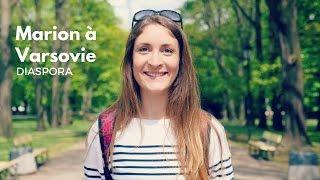 Marion Keller part vivre en Pologne pour trouver du travail  ★ Diaspora ★ Épisode 36