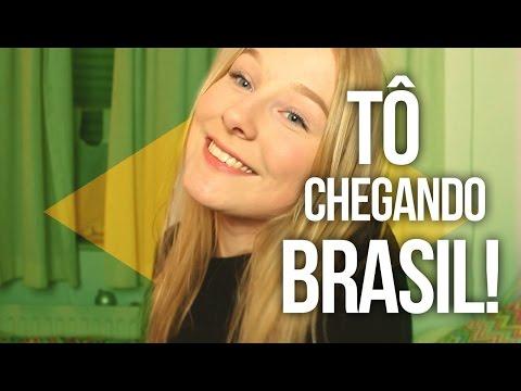 IM COMING TO BRAZIL ♡ ESTOU INDO PARA O BRASIL
