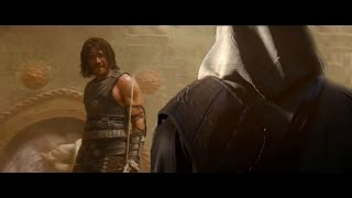 Prince of persia vs Assassin's creed Epic Fan-made trailer