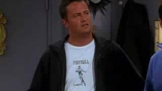 Chandler - Funniest guy?