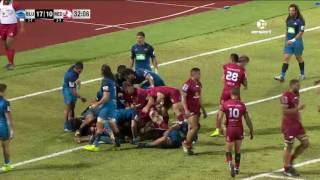 2017 Super Rugby Round 15: Blues v Reds