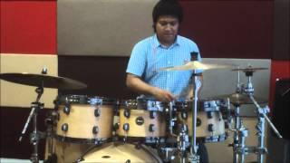Hidupku tak kan sama - Drum cover and lesson by Merrick f dias