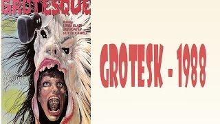 Grotesk 1988 com Linda Blair - Trash horror movie Legendado PT