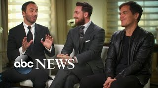 Tom Ford, Michael Shannon and Aaron Taylor-Johnson Talk