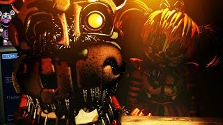 FREAKSHOW BABY COMES TO PLAY! || Five Nights at Freddys 6 (NIGHT 1)
