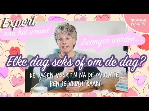 Xxx Mp4 ZWANGER Worden Elke Dag SEKS Of Om De Dag Tips Bij KINDERWENS Fertility Expert 1 3gp Sex