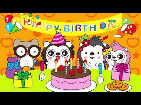Поздравления с днем рождения корейские