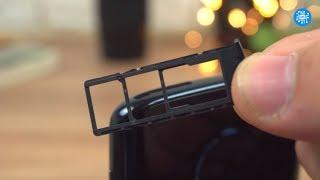 Como remover a bandeja do Chip e Cartão SD sem a chave