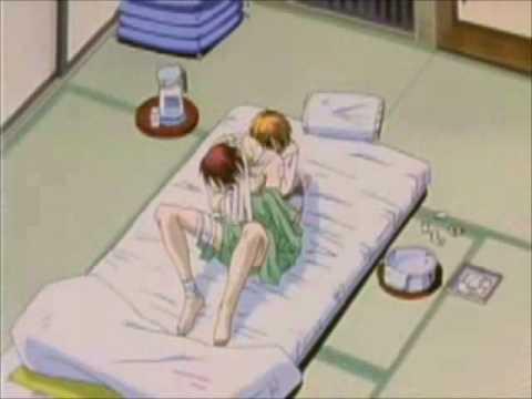 Hold Me - Aya and Touya