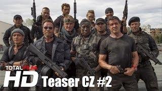 Expendables: Postradatelní 3 (2014) CZ HD teaser 2.