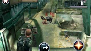 Terminator Salvation - iPhone / iPod touch game trailer - by Gameloft