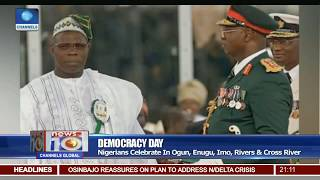 Democracy Day: Nigerians Celebrate In Ogun, Enugu, Imo, Rivers & Cross River