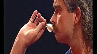 van Barneveld vs Beaton Darts World Championship 2001 Round 2