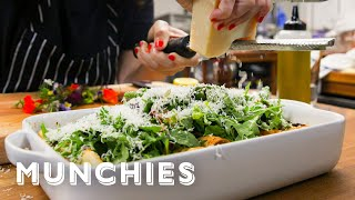 Summertime Manicotti without Red Sauce - The Cooking Show