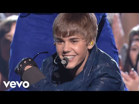 Justin Bieber, Usher - BabyNever Say NeverOMG (GRAMMYs on CBS) ft. Jaden Smith