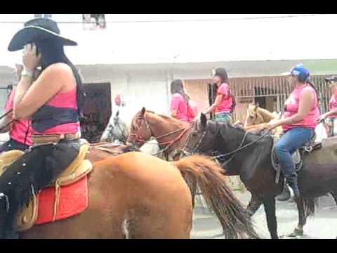 2 º cavalgada feminina Palmeirina PE parte 3