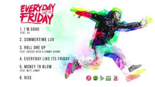 YONAS - Everyday Like It's Friday (FULL EP)