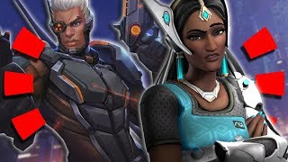 Paladins Use Overwatch Artwork Controversy